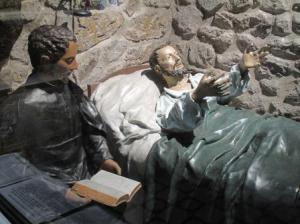 Gisant Saint Regis