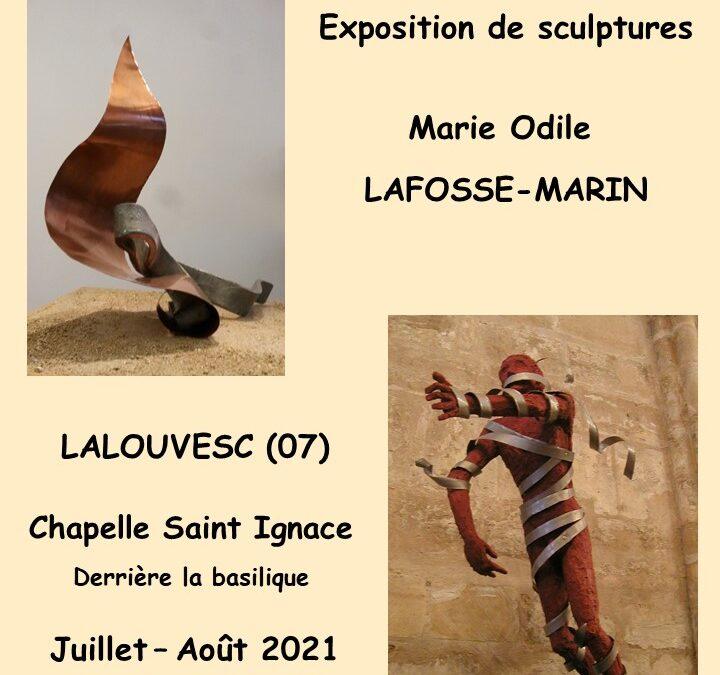 EXPOSITION à la Chapelle Saint-Ignace